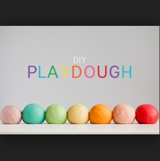 Don't buy store play dough anymore!