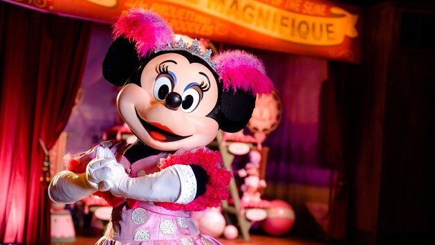 Minnie Mouse Can be found at Pete's Silly Sideshow in Fantasyland.