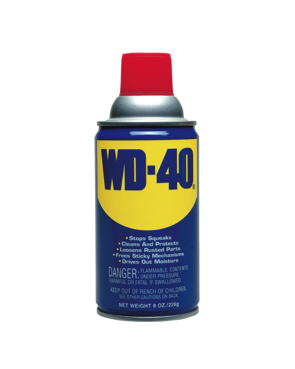 Wd40: spray onto fingers and work into hair. Wipe it off with a paper towel.