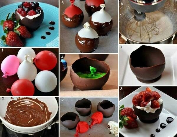 Clever dessert for party's or cookouts.