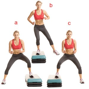 20 lateral jump ~legs and core~