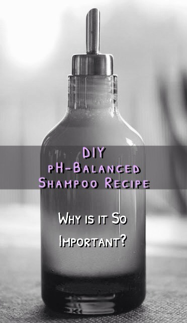 WHY IS pH-BALANCED SHAMPOO IMPORTANT?  Because restoring your scalp's pH is important.In fact, problems with fungi or bacteria on your scalp is likely due to being too alkali. This is often the result of using a product with a higher than 7 pH that strips away your naturally acidic sebum that fights against bacteria.That sebum can help prevent hair loss from dandruff, bacteria, or fungus.
