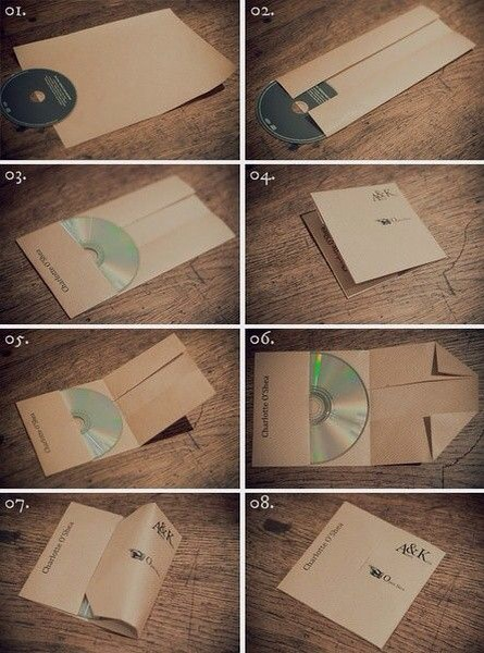 I would like to share with you how to make your own CD cover instead of spending RM1 of your quality money for a simple cover. You can even make one cooler version of your own style!