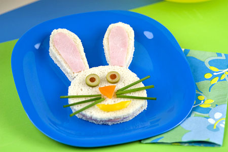 Give a Bunny Meal, afterall its Easter :)