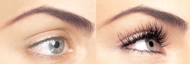 you can use it to put in your lashes over night. try putting a small layer of Vaseline, then baby powder before mascara to maximise length. be sure to brush them to avoid clumps.