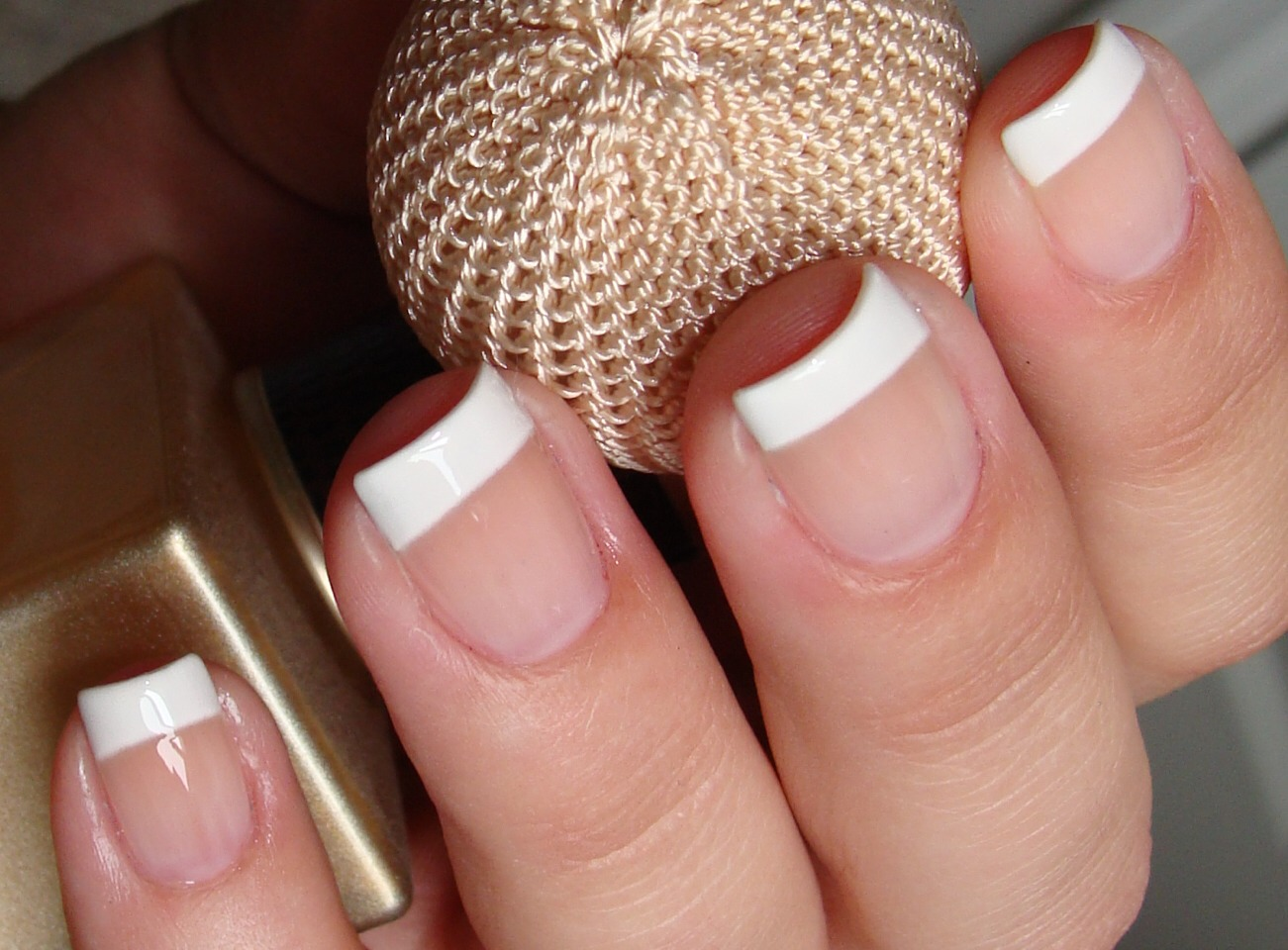 DIY French manicure?