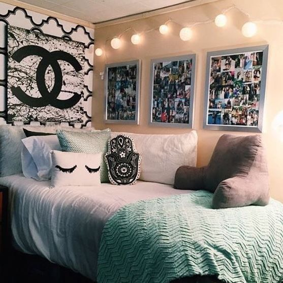 Cute diy dorm room decorating ideas on a budget by nunita - Cool dorm room ideas ...