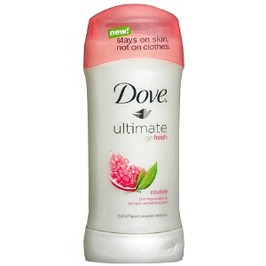 Your deodorant