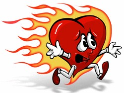 HEARTBURN: stir half a teaspoon of baking soda into half a cup of water and drink an hour or two after meals.