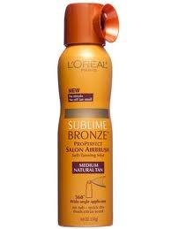 Use to wipe away too much spray or home tanner. Works wonders!