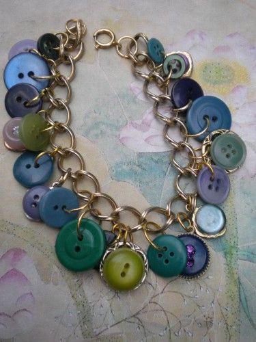 Make a button bracelet.