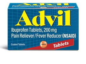 advil for when you have a major headache and cant get home or any kind of bad pains