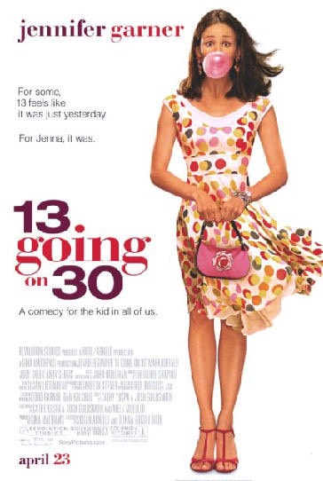 #9 - 13 going on 30