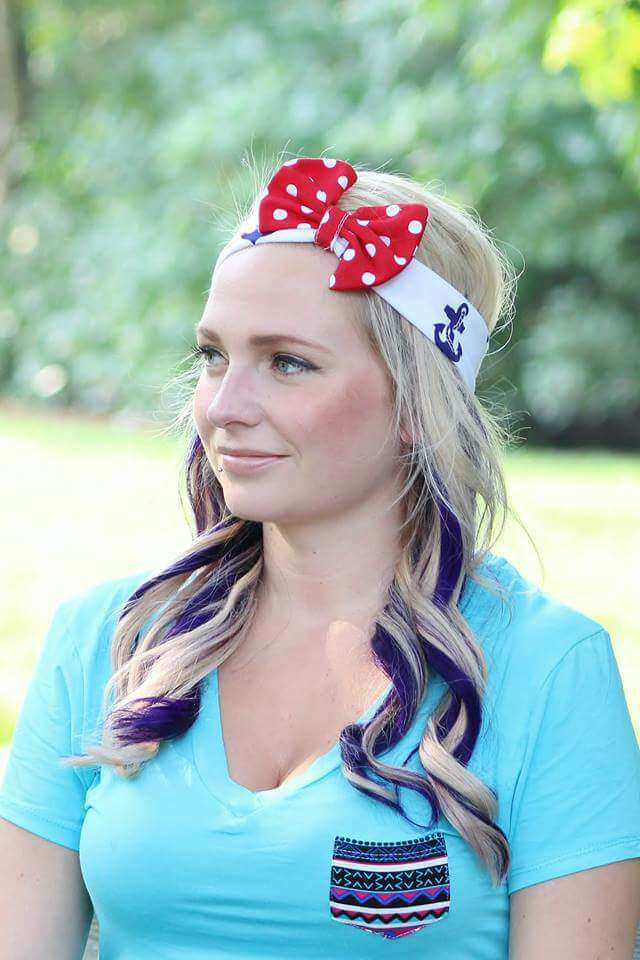 get yours here   https://www.etsy.com/listing/238718661/sailors-love-vintage-inspired-headbands