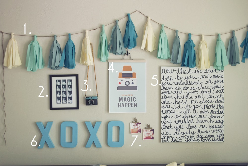Add little DIYs around your room like wall decor  decorations  makeup  holders  or. Musely