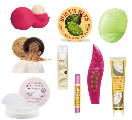 All Natural/ Organic Beauty Products:     Lately I have been into all natural or organic products that will make not only my outside feel better, but my insides feel better now knowing that I am using products that are good for me and free of harsh, unhealthy chemicals.