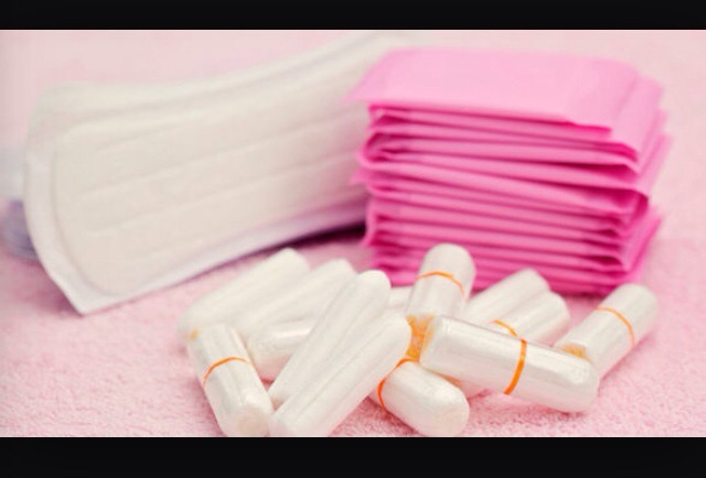 Pads and tampons Never leave the house without these bc u never know when it comes and girls u know what I mean😂
