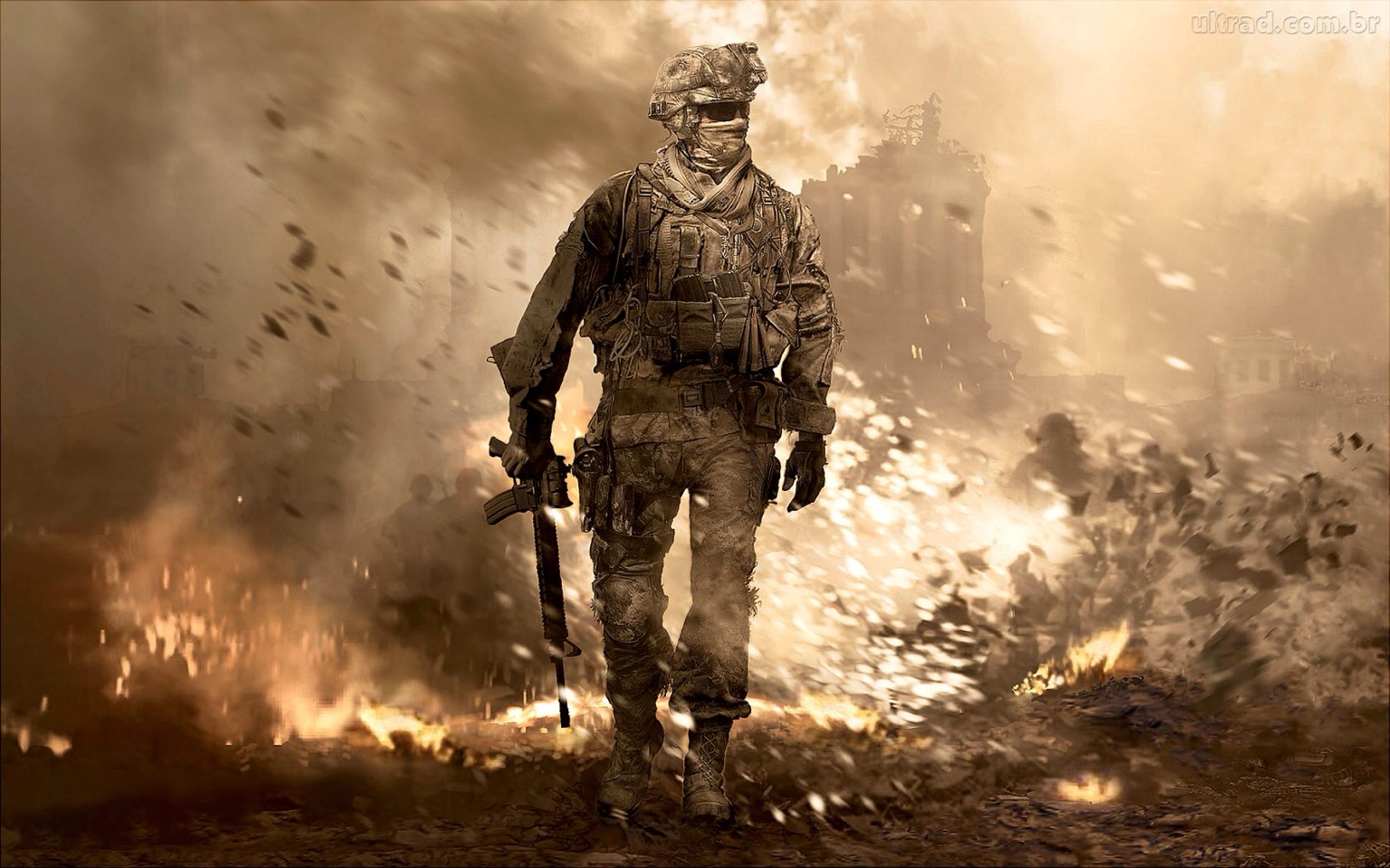 Call of Duty the most Classic Call Of Duty