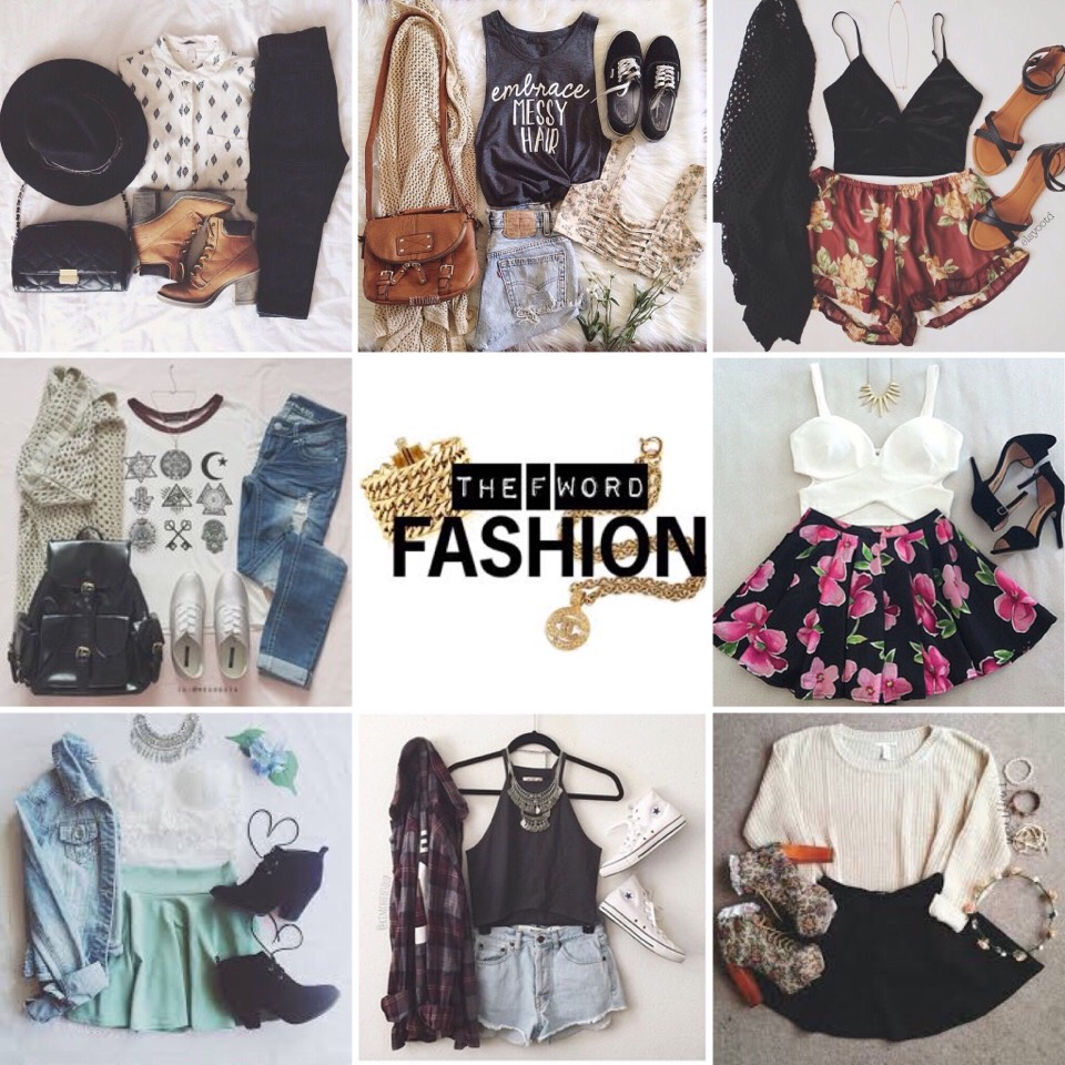 "Obsessed with fashion? Check out the group ""The F: Word Fashion"" for more!"