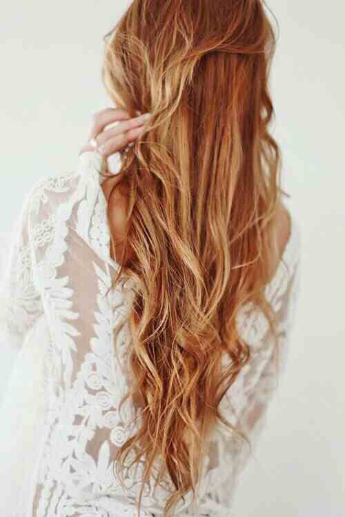 mix it up a little with strawberry blonde hair! to die for on those lighter complexions