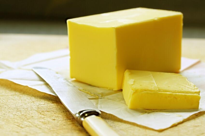 2 tbsp of butter