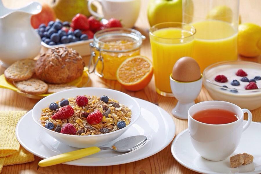 Eating like this will keep you feeling fuller longer. It will help you be more alert longer.