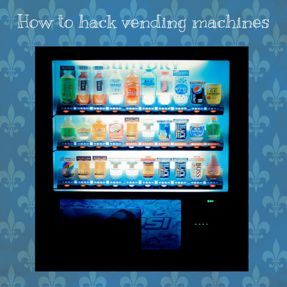 Vending Machine Hack by Shy J - Musely