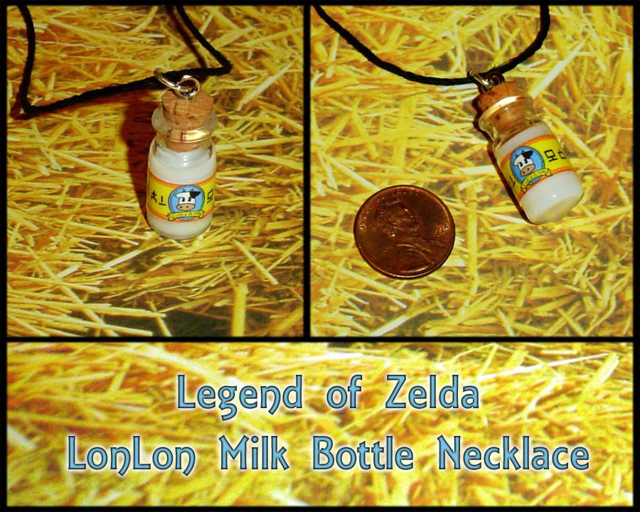 As you can see here, the LonLon Milk is common.