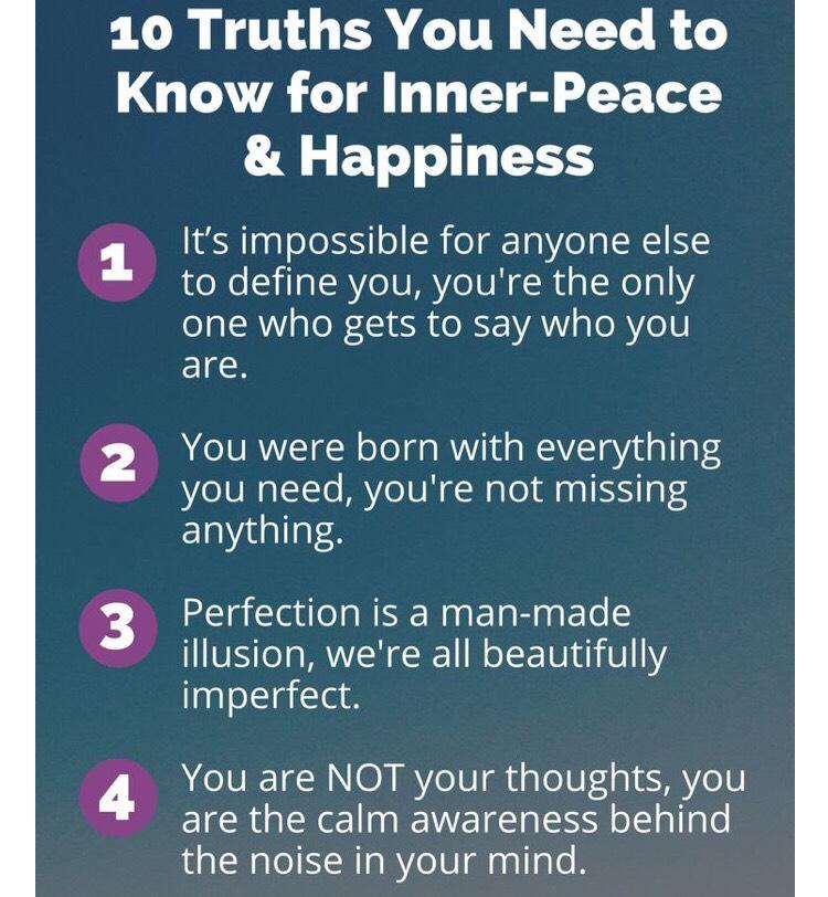 define inner peace