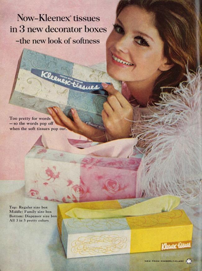 3) Kleenex