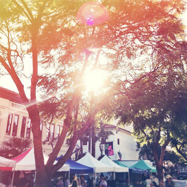 12. Check out a street fair