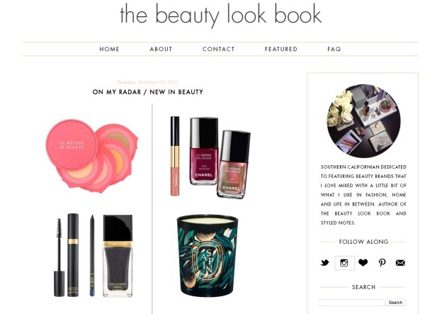 "1️⃣9️⃣ The Beauty Look Book: ""focuses on the luxe brands we all love—Chanel, SK-II, Diptyque, and the like—constantly swatching, reviewing, and revealing what's new and next."""