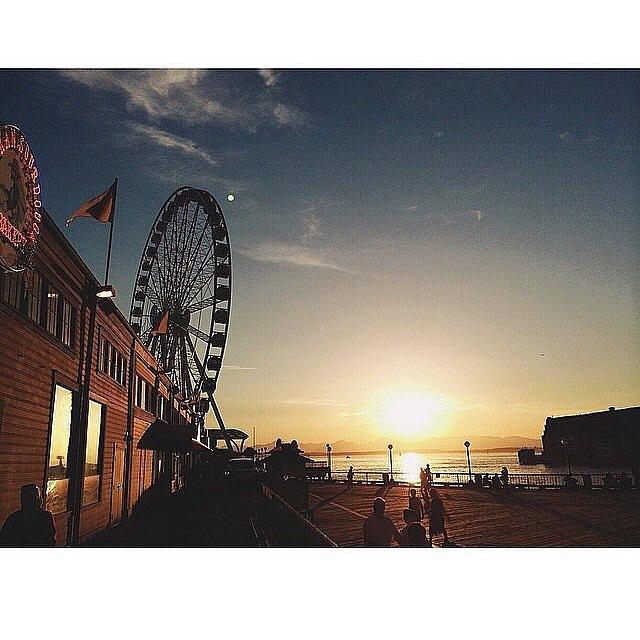 39. Walk along the pier