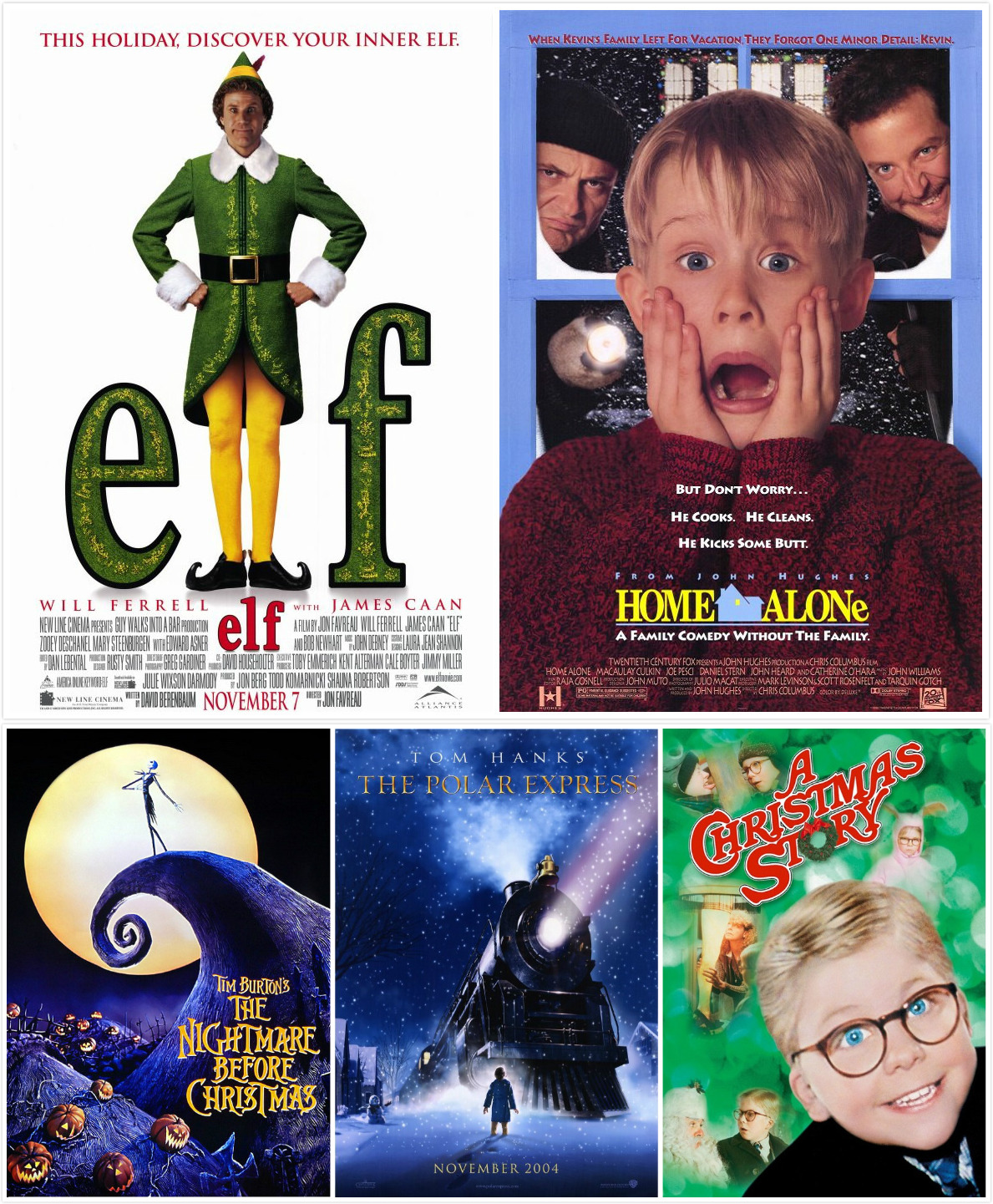 musely - Best Kid Christmas Movies