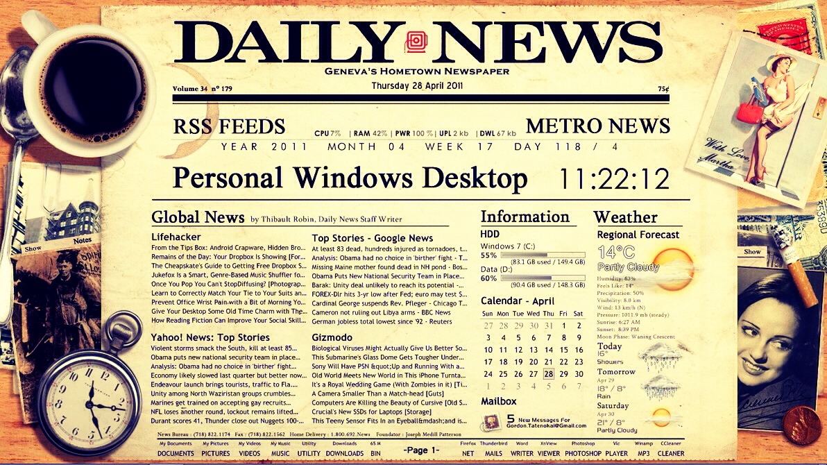 Use newspaper to clean your windows. It gets the gunk off just as good and you save money.