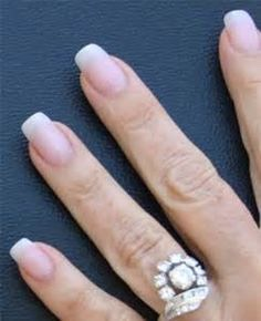 5. HAVE REMINDERS. Write on your hand not to bite your nails or wear a ring. Whatever keeps you remembering!
