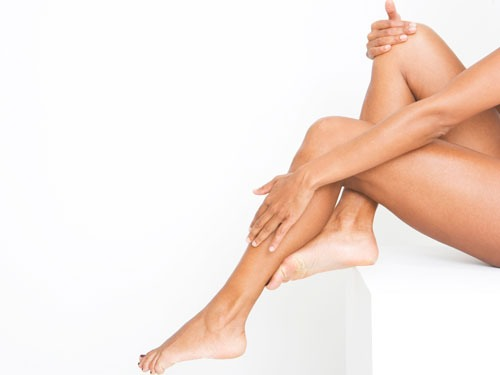 Shave legs with hair conditioner and your legs will instantly be smooth!