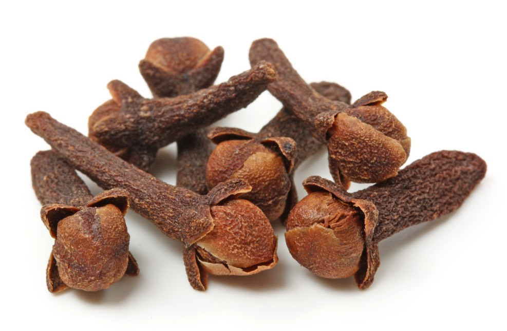 Cloves will numb the area that has pain, just break the round part of the clove open and chew on the clove , make sure to rub the clove on the  area that is hurting.  (Cloves can be found at any grocery store where all the spices like salt, pepper ext. are at)