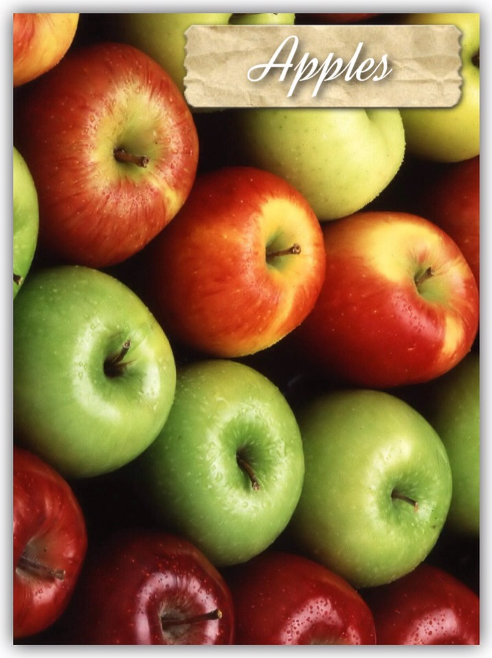Apples are filled with soluble fiber (5 grams). This fiber has been shown to reduce intestinal disorders, including diverticulitis, hemorrhoids and possibly some types of cancer. It helps control insulin levels by releasing sugar slowly into the bloodstream. It cleanses and detoxifies, which helps e