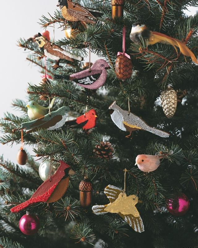 Great ornaments for your tree that will leave your room smelling like cinnamon!