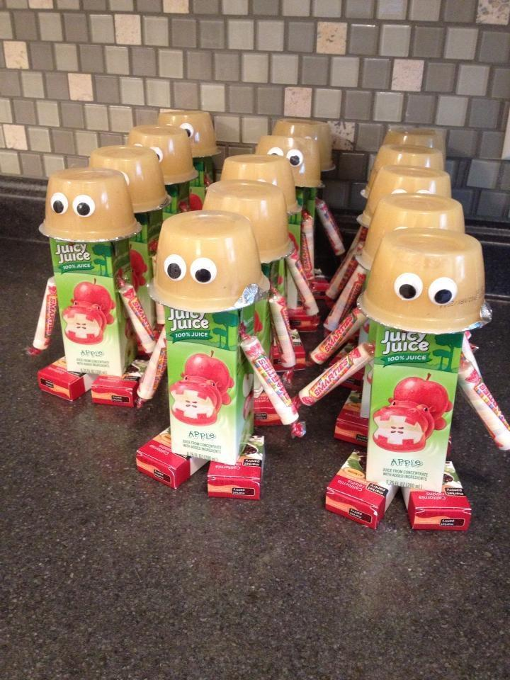 How stinking cute are these kid's snacks? Please like and share!  <3