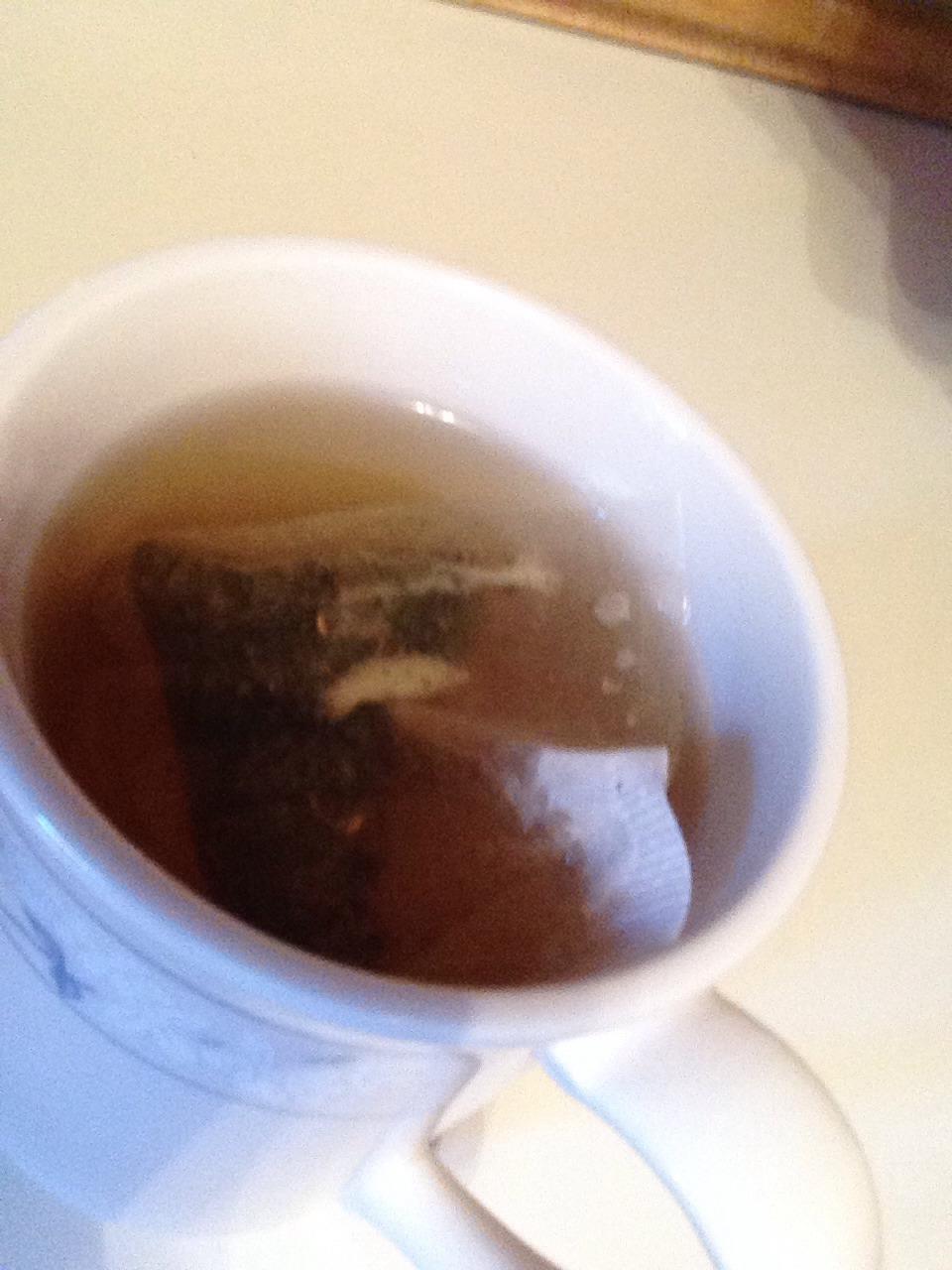2nd make green tea