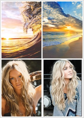 How to get beach waves!🌊👋