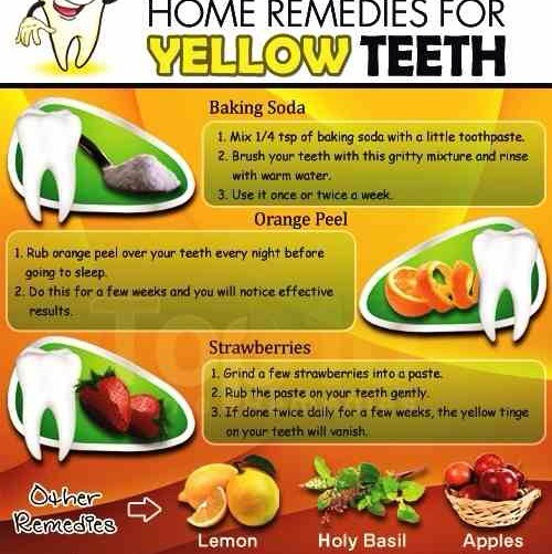 yellow teeth dating Do any of you use a bleach on your teeth my dentist told me that my teeth can't get any whiter because they have a natural cream tint to them i think he is talking nonsense.