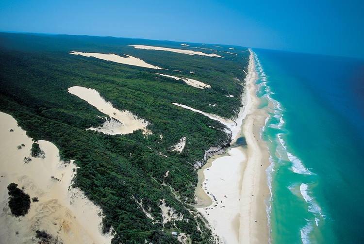 4. Fraser Island, queens land, Australia