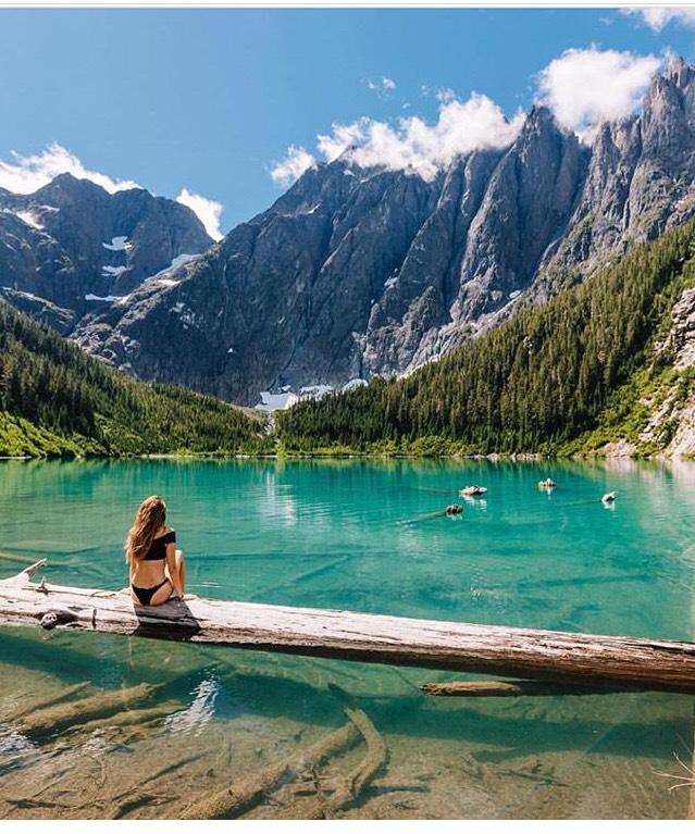 Stranthcona provincial park- Canada