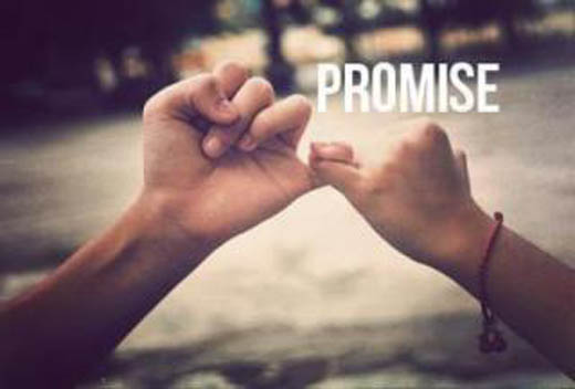 PROMISES: if you and your partner promise something, never ever break that promise. no matter what you promised,  don't do it.
