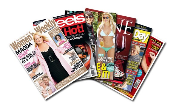 Magazine to relaxe