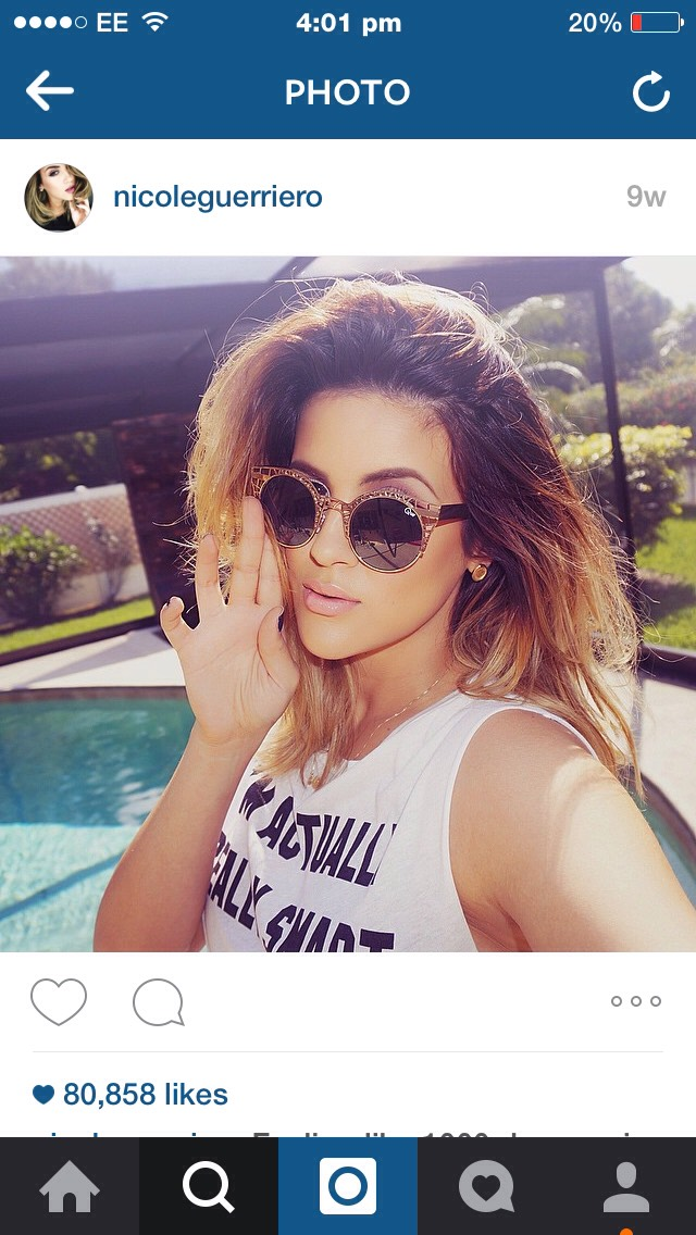 Nicole Guerriero  Youtube- https://m.youtube.com/user/nguerriero19 Instagram- nicoleguerriero