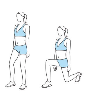 Lunges! They do the same as squats but just in a different area and you can have more variety while gaining that booty